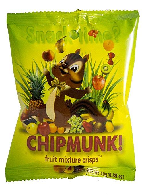 Chipmunk Freeze Dried Fruit Mixture
