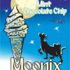 Freeze Dried Ice Cream Moonix 150 Mint Chololate Chip