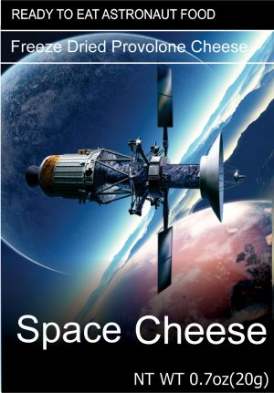 Space Cheese Provolone