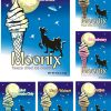Freeze Dried Ice Cream Moonix
