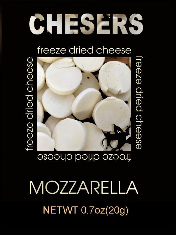 freeze dried mozzarella cheese