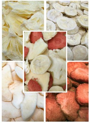 Bulk Freeze Dried Fruit